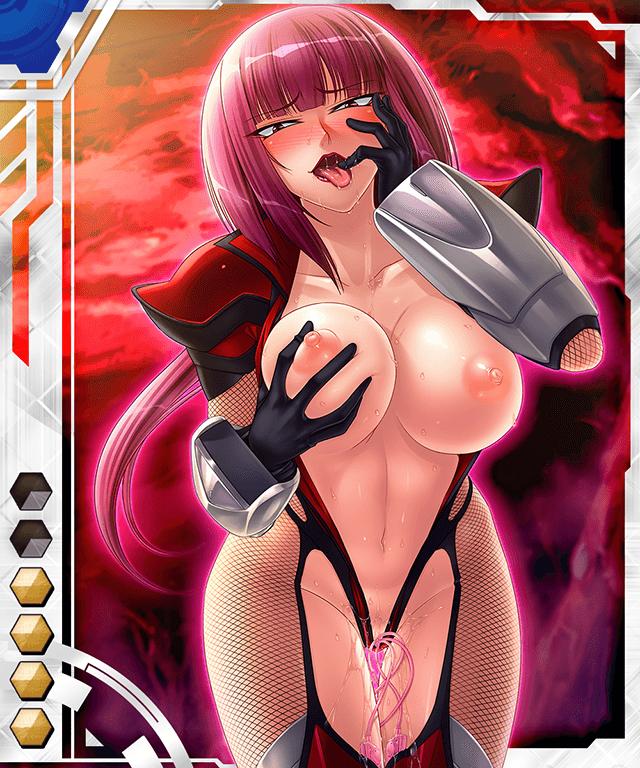 cards arena taimanin battle asagi Inyutsu_no_yakata_the_animation