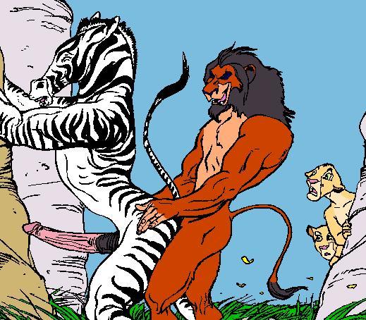 king and kovu kiara lion Mlp the movie tempest shadow