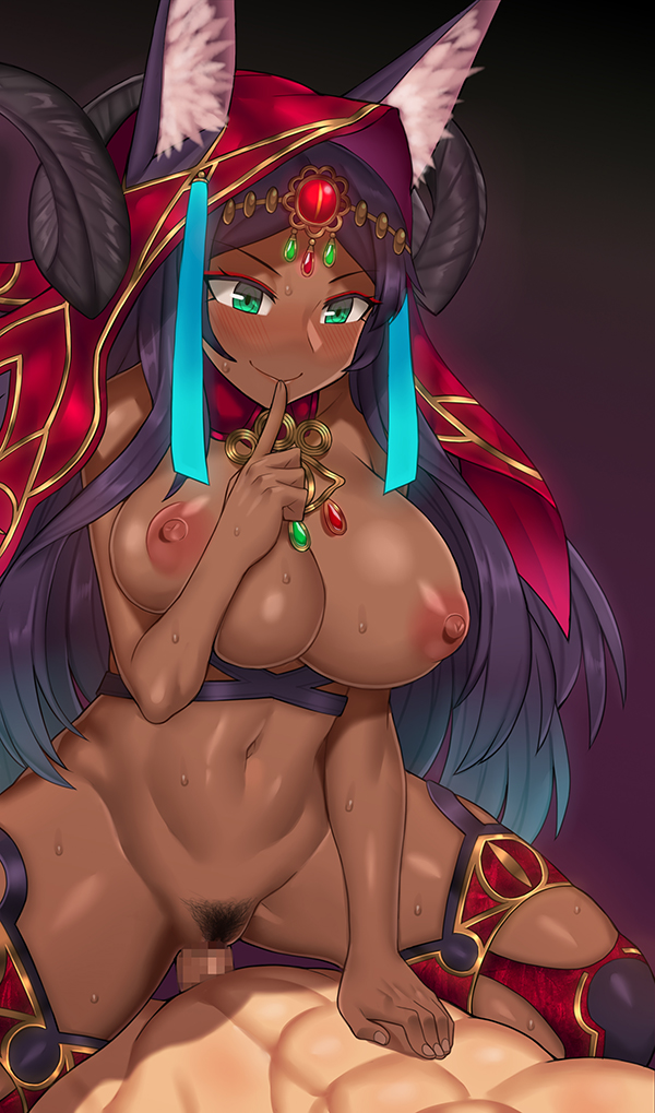 queen sheba order of fate grand A kiss for the petals yuri