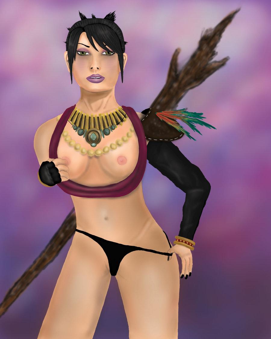 age dragon origins Why do people like futanari