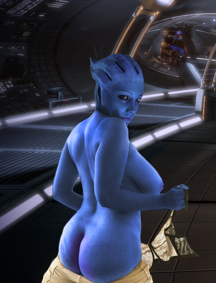 t soni liara Ula trials in tainted space