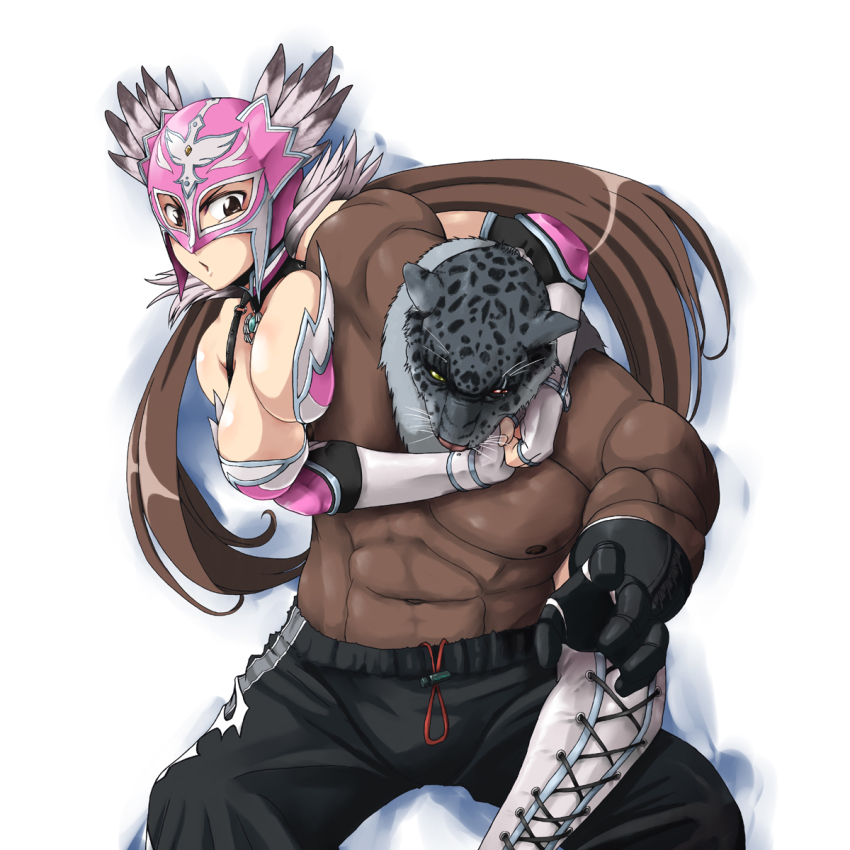unknown tag tournament 2 tekken Flapjack and captain k nuckles