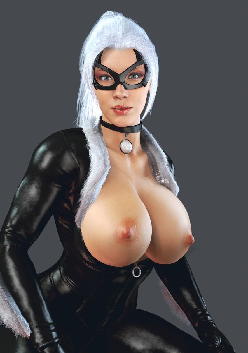 black cat man ps4 spider Super robot taisen og the inspector