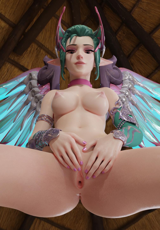 hentai sugar fairy plum mercy Kanojo x kanojo x kanojo game