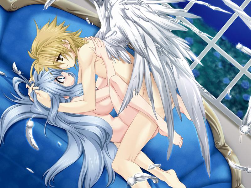 oretachi wa innocent ni tsubasa under nai: sky. the Kimi to boku to no kishi no hibi