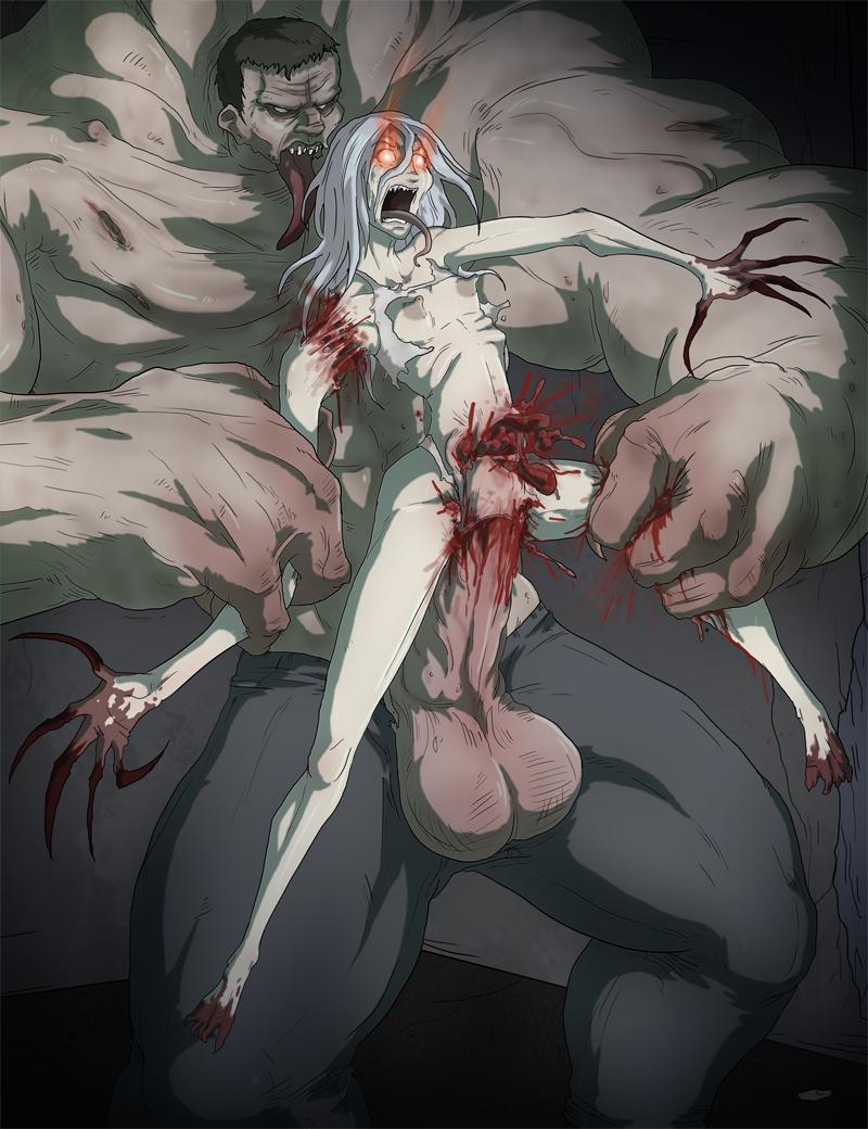 by snu snu skeletons death Bunny girl my hero academia