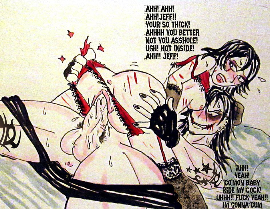 creepypasta killer jeff anime the Stories the path of destinies zenobia