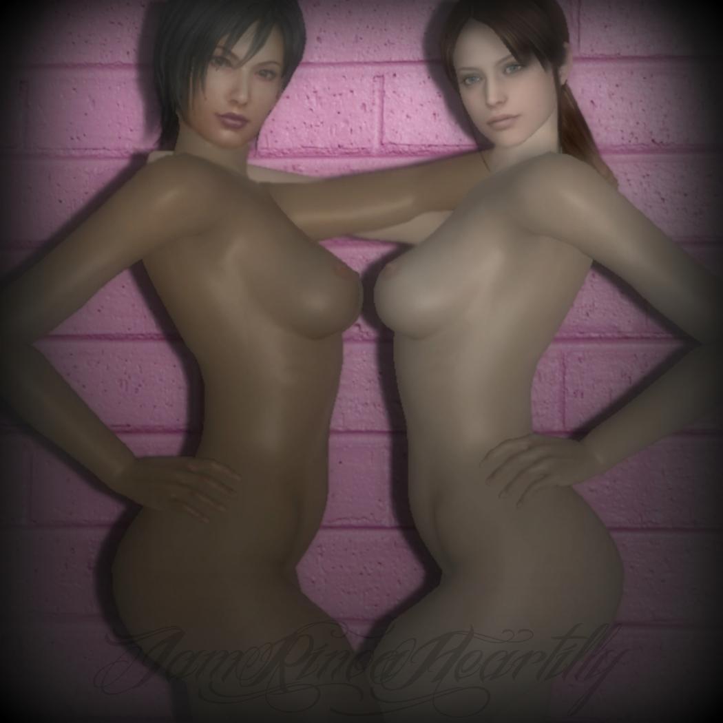 ada 6 nude evil wong resident Alpha 152 dead or alive