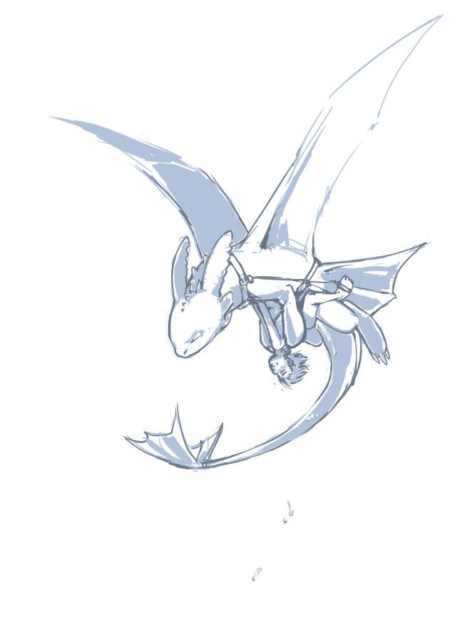 your to comics dragon how train sex Rin x sen   ran-sem
