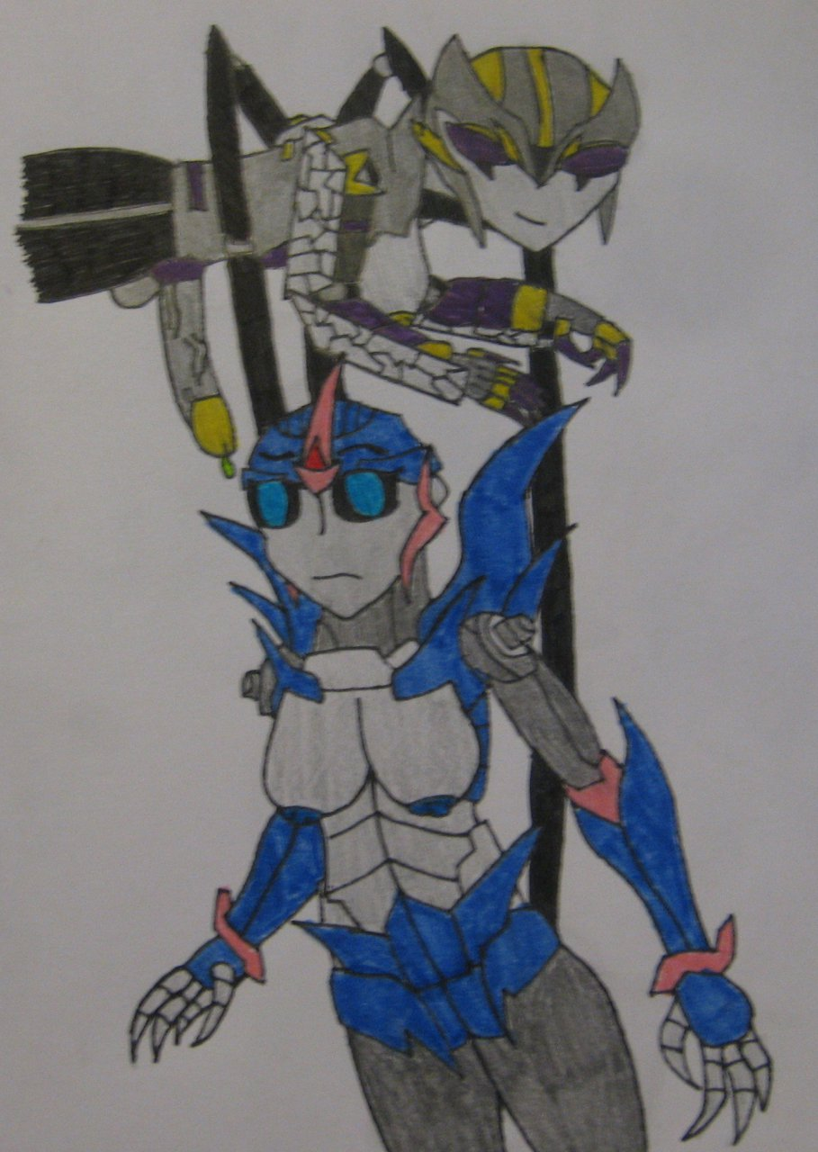 arcee jack prime and fanfiction transformers Sudden attack 2 miya sfm