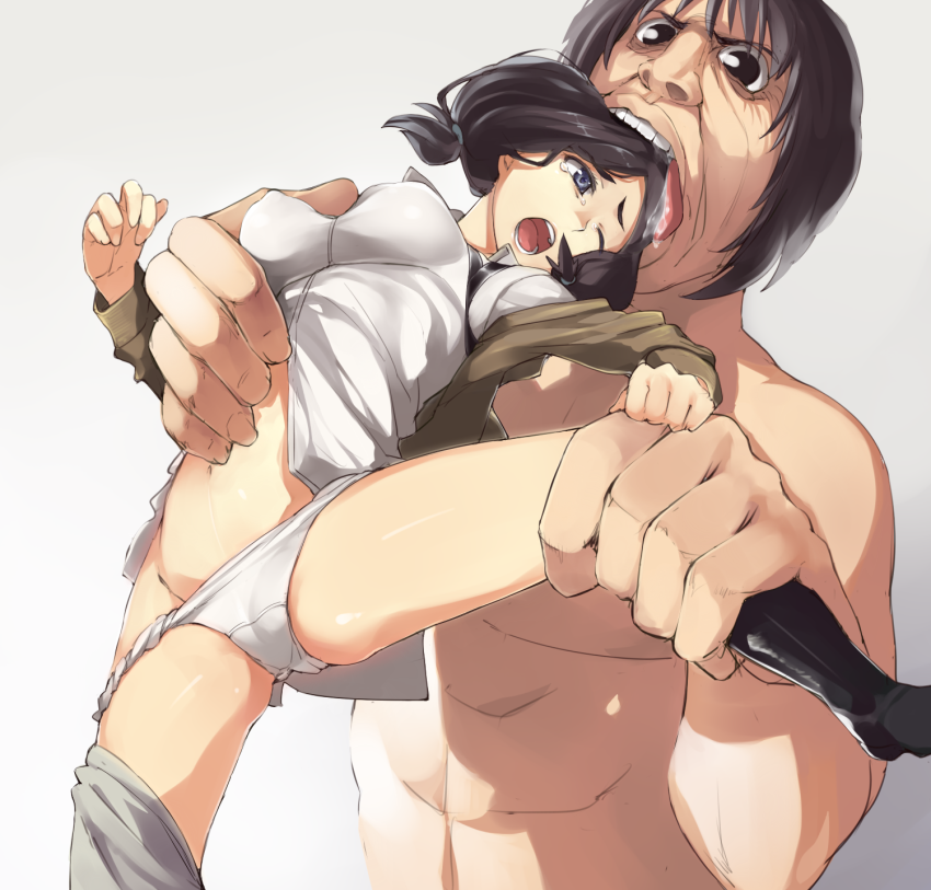 captain attack titan on rico My first girlfriend is a gal yui