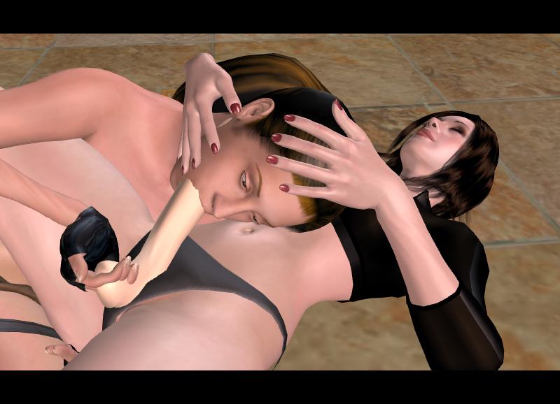 and croft lara 3d horse Miss kobayashi's dragon maid screenshots