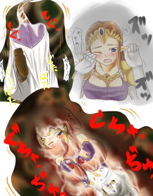 legend princess twilight zelda ilia of Manuela fire emblem