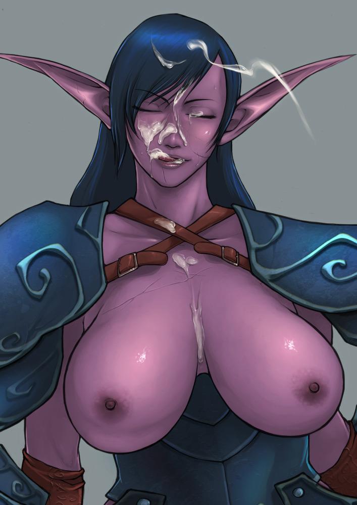 world night of elf warcraft Astarotte-no-omocha