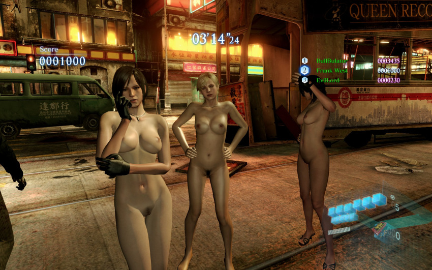 nude ada resident evil wong 6 Are genji and hanzo brothers