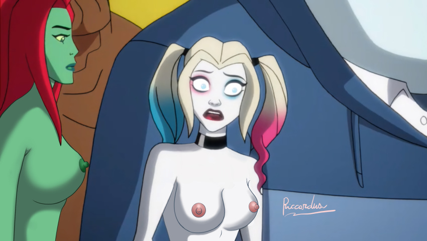 pictures nude of quinn harley X-men angel dust