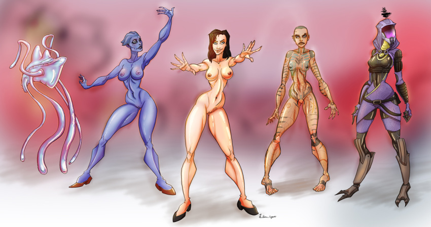 soni t liara Daughters of ares new vegas