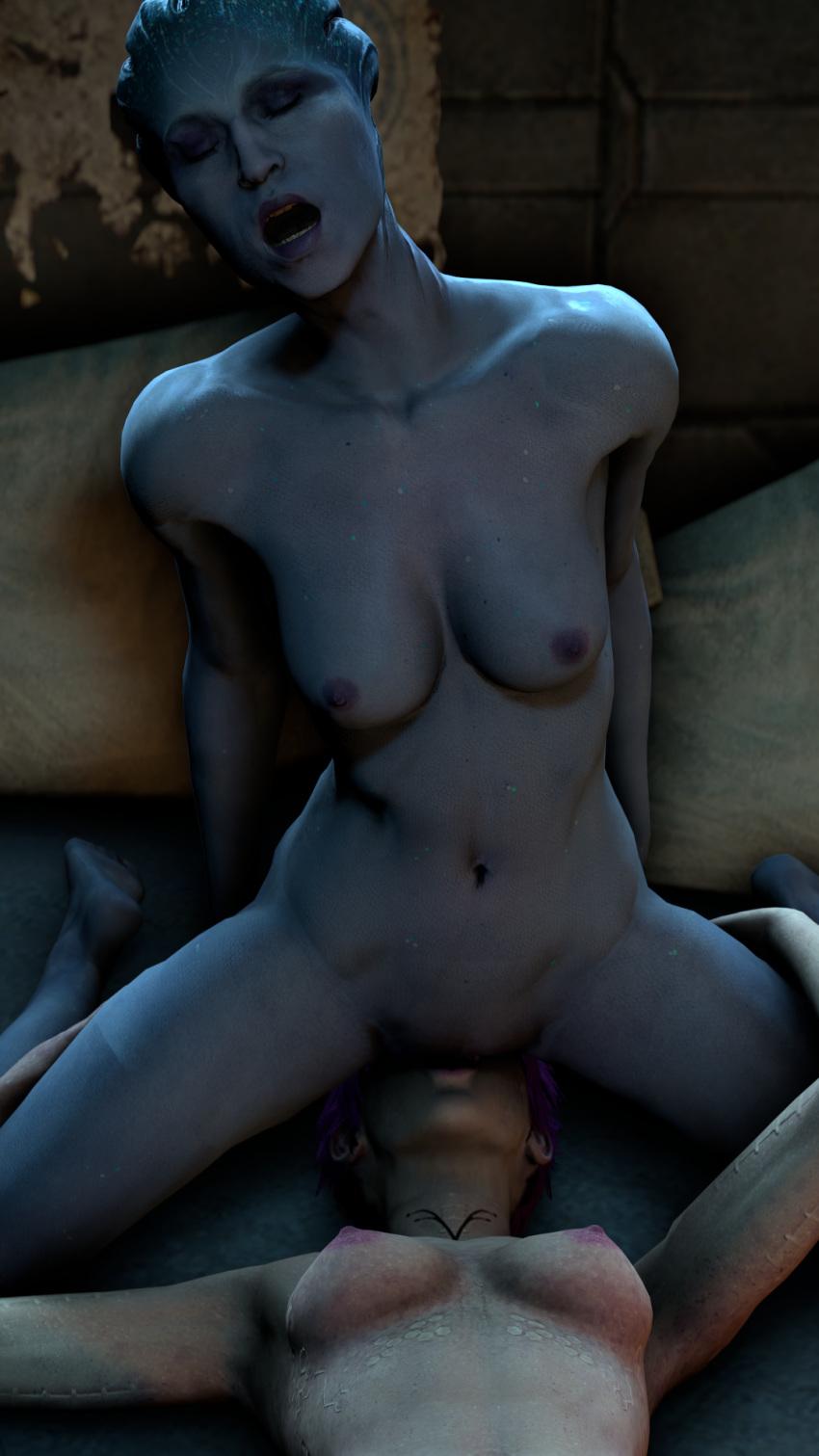 nude effect suvi andromeda mass Close up cum on tongue