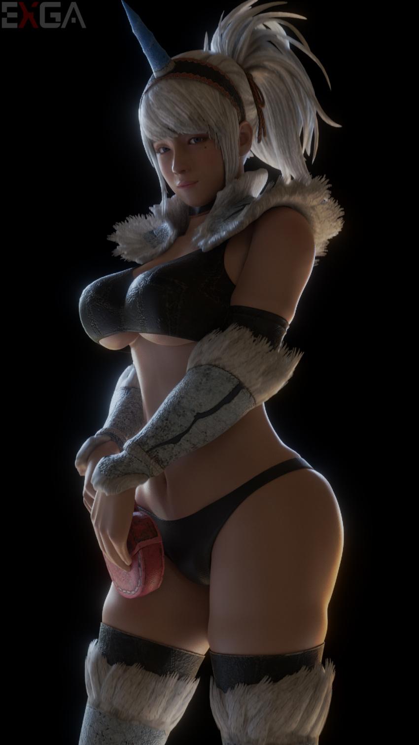 armor monster kirin hunter world Ero zemi ecchi ni yaru-ki ni abc