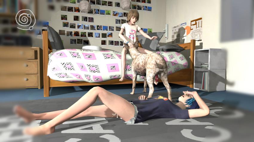 life strange hentai chloe is Darling in the franxx zero two nude