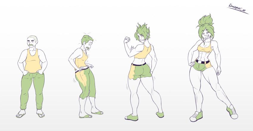 male to sequence transformation female Steven universe white diamond comics