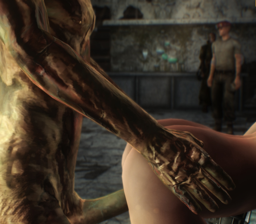 vegas nude new cass fallout Iyashite_agerun_saiyuki