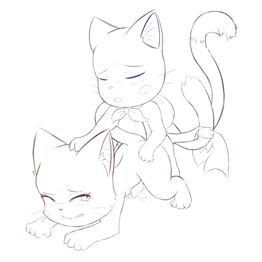 cat tail fairy happy the Breath of the wild navi