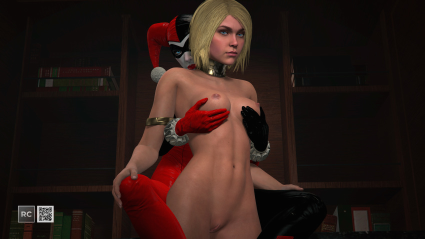 porn quinn harley 2 injustice How to train your dragon ruffnut