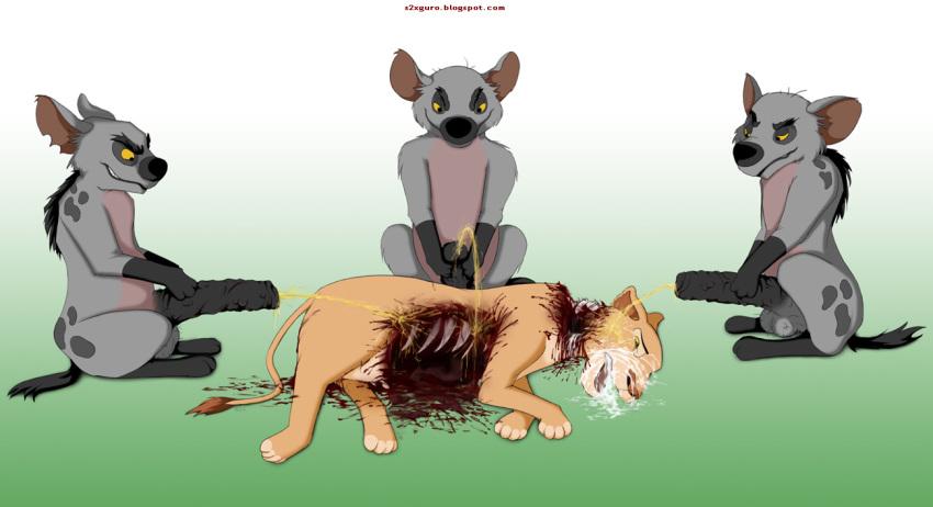 kiara king kovu and lion Ar-15 girls frontline