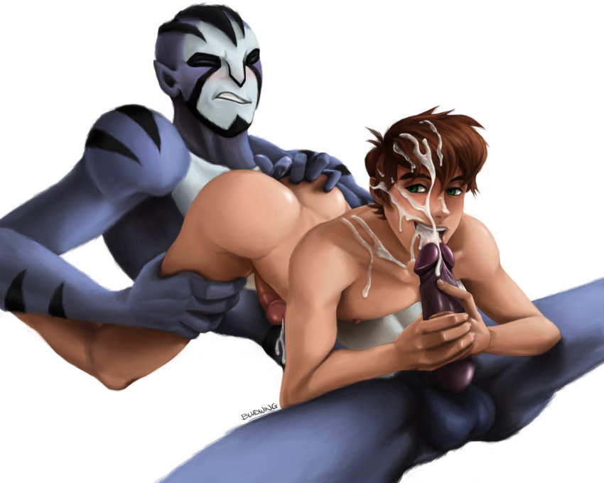 ben 10 omniverse nude gwen Trials in tainted space breasts