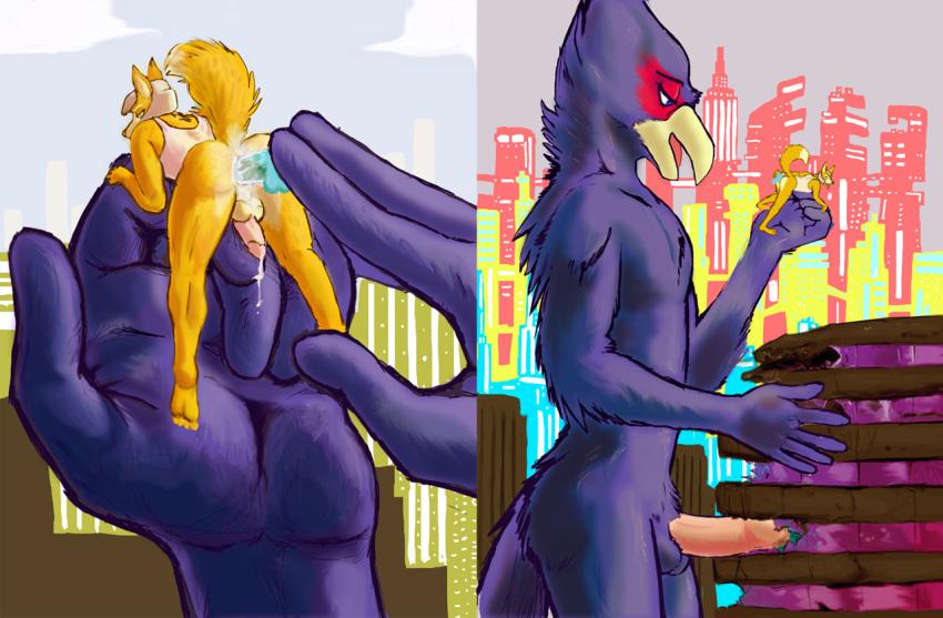 art falco macro x fox Is dr. bright gay