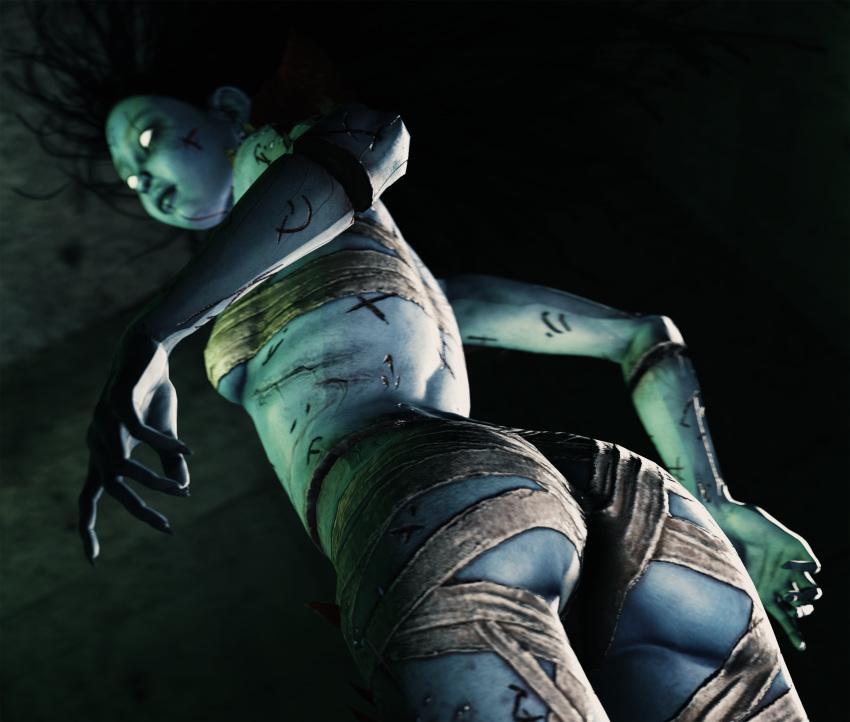 daylight dead wheeler nancy by Bioshock elizabeth burial at sea