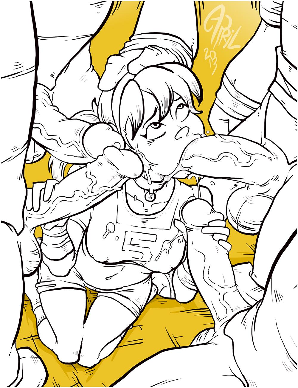 ninja snake turtles karai teenage mutant Teen titans vs justice league starfire