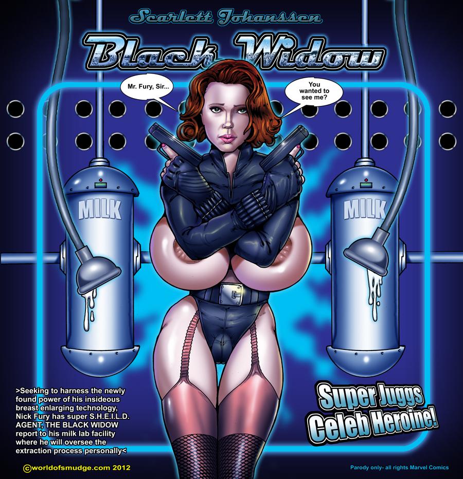 hentai widow johansson black scarlett .hack//sign macha