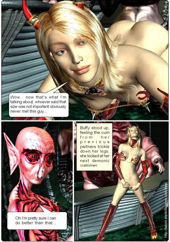 slayer the vampire buffy Qunari female dragon age inquisition