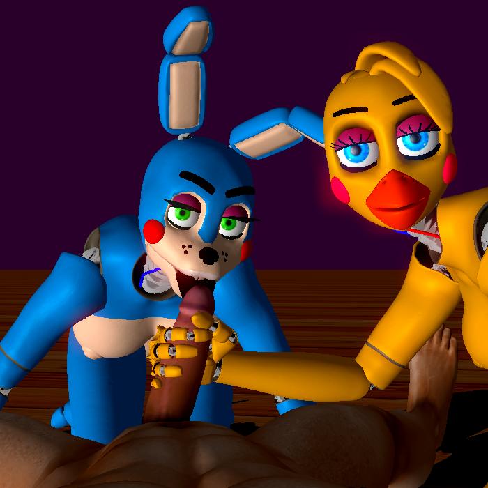 bonnie and bonnie toy fnaf Mirrin trials in tainted space