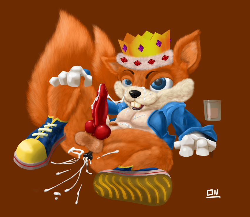 conkers porn bad fur day Baby five nights at freddy's