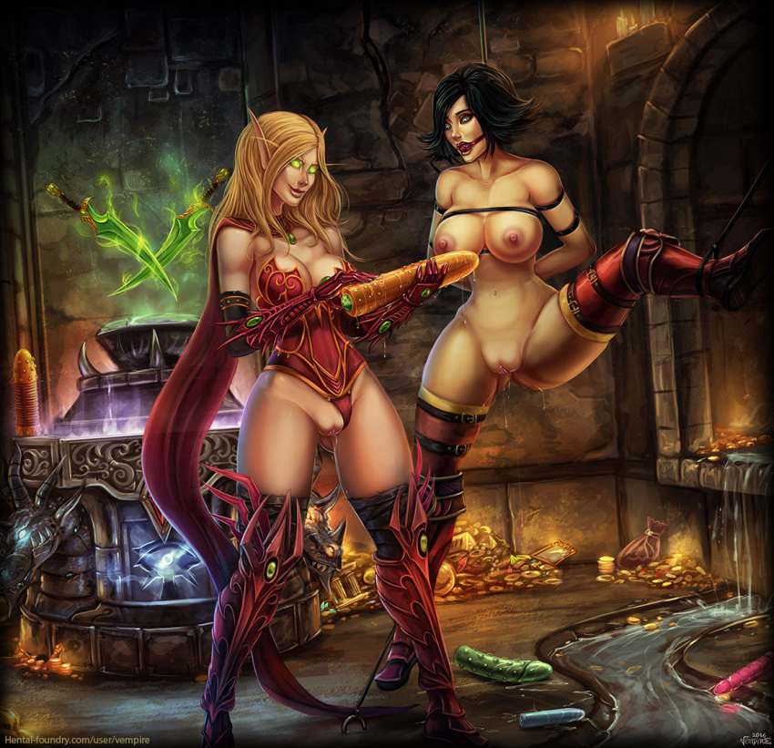 of vanessa warcraft world vancleef How old is may guilty gear
